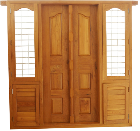 Hillwood group of companies calicut kerala india for Wood doors and windows